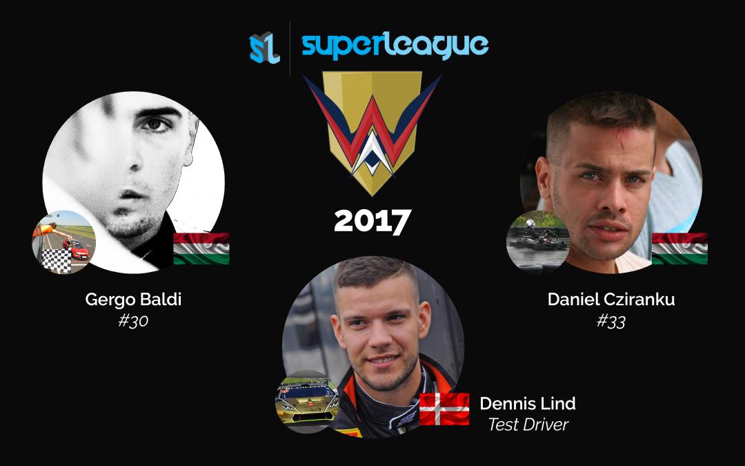 Wauters Automotive reveals 2017 Superleague line-up
