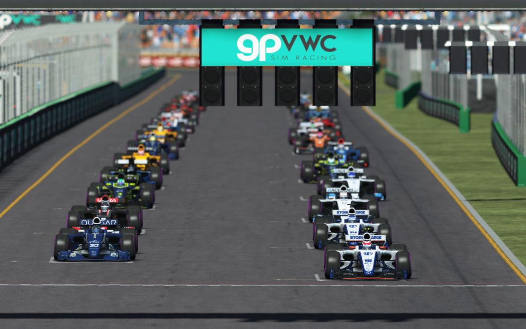 2018 GPVWC Australian Grand Prix – Race Report