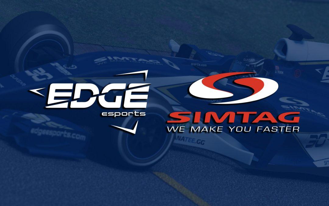 SIMTAG Backs Edge In Landmark Partnership