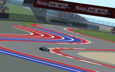 Eyes Forward – United States Grand Prix