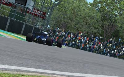 Eyes Forward – Brazilian Grand Prix